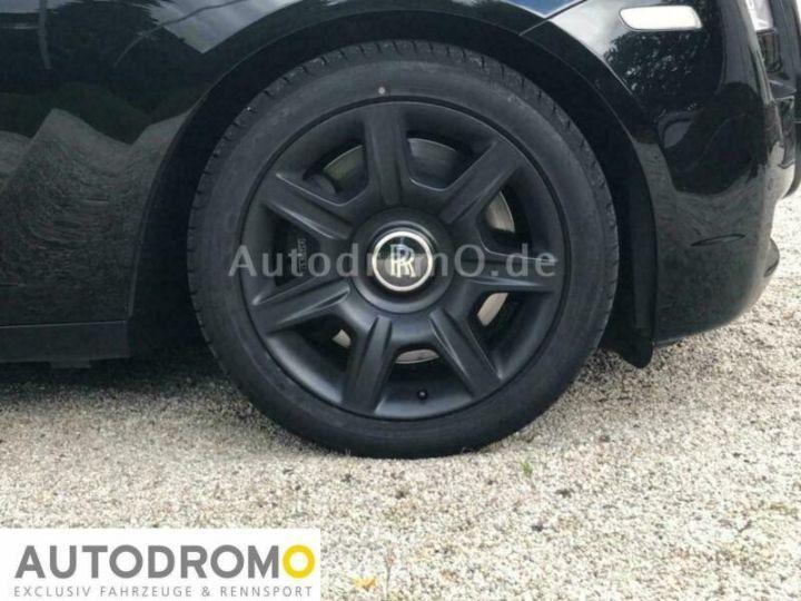 Rolls Royce Ghost Black Ed. V12 6.6 571cv *Livraison à domicile - Garantie 12 mois INCLUS - Noire Black ed. - 9