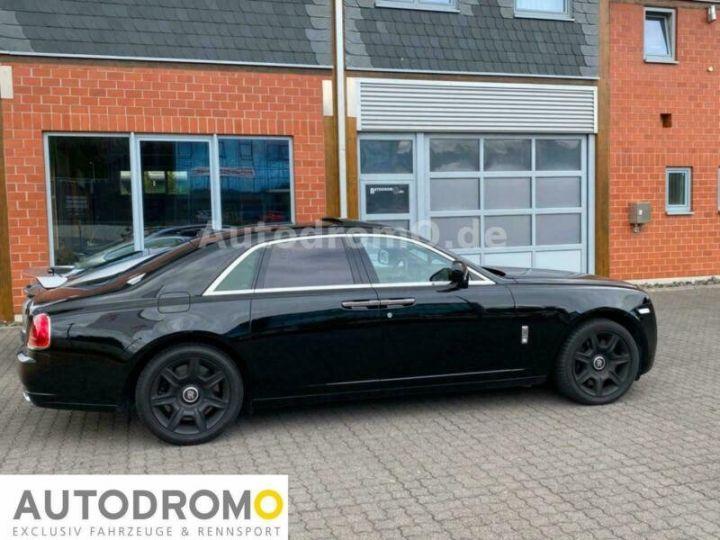 Rolls Royce Ghost Black Ed. V12 6.6 571cv *Livraison à domicile - Garantie 12 mois INCLUS - Noire Black ed. - 11