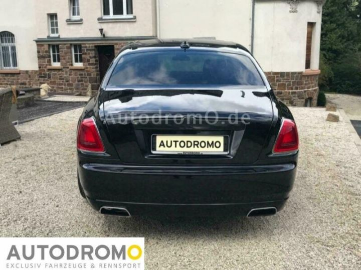 Rolls Royce Ghost Black Ed. V12 6.6 571cv *Livraison à domicile - Garantie 12 mois INCLUS - Noire Black ed. - 12