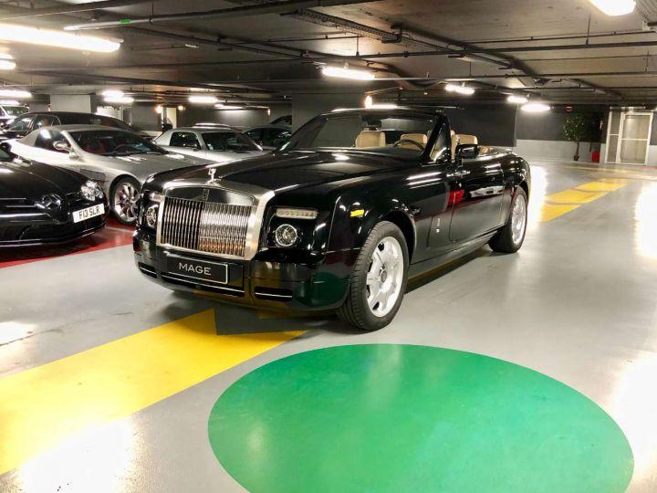 Rolls Royce Phantom 6.75 V12 Convertible A Noir Occasion - 1