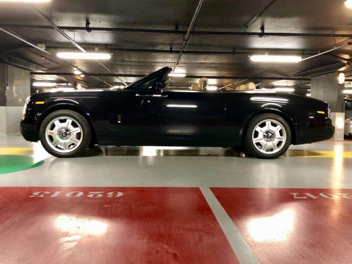 Rolls Royce Phantom 6.75 V12 Convertible A Noir Occasion - 2