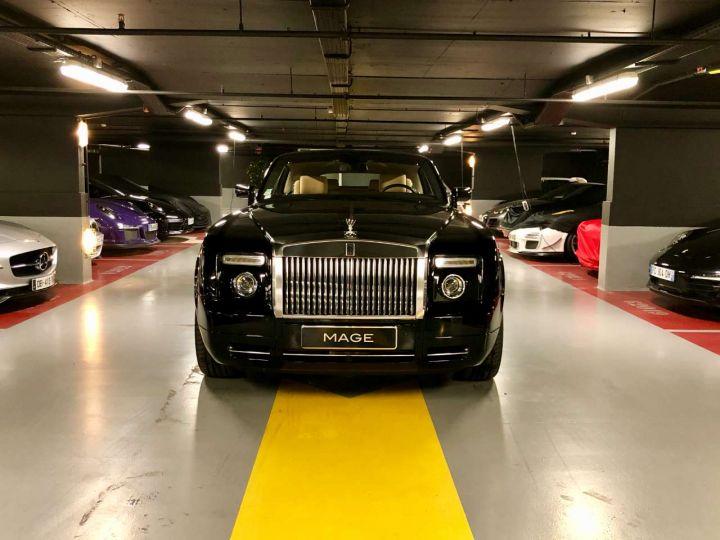 Rolls Royce Phantom 6.75 V12 Convertible A Noir Occasion - 11