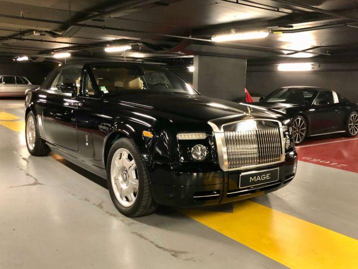 Rolls Royce Phantom 6.75 V12 Convertible A Noir Occasion - 13