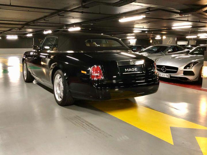 Rolls Royce Phantom 6.75 V12 Convertible A Noir Occasion - 14