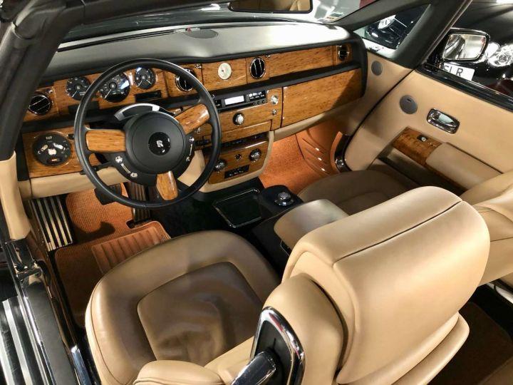 Rolls Royce Phantom 6.75 V12 Convertible A Noir Occasion - 25