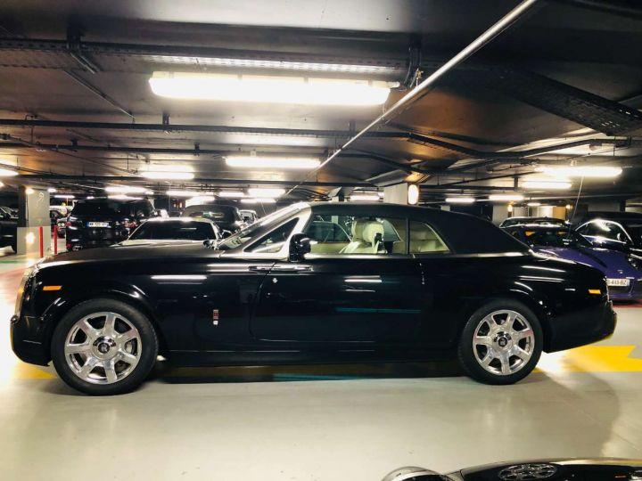 Rolls Royce Phantom Drophead 6.75 V12 460ch Coupé A Noir Occasion - 4