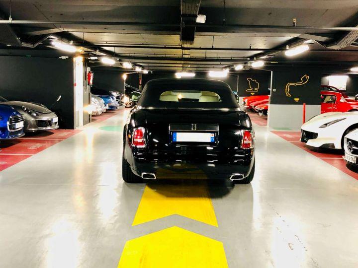 Rolls Royce Phantom Drophead 6.75 V12 460ch Coupé A Noir Occasion - 5