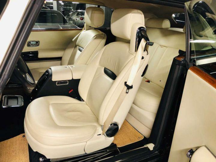 Rolls Royce Phantom Drophead 6.75 V12 460ch Coupé A Noir Occasion - 9