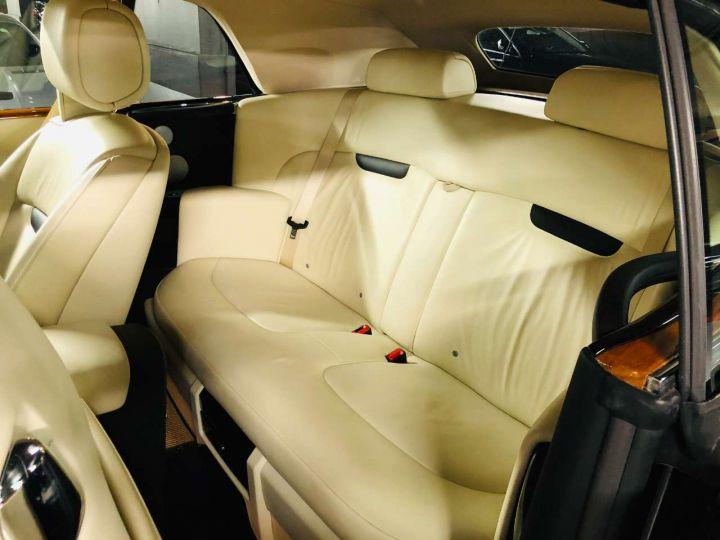 Rolls Royce Phantom Drophead 6.75 V12 460ch Coupé A Noir Occasion - 11