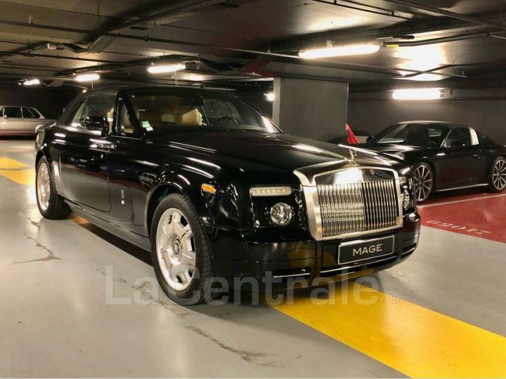 Rolls Royce Phantom Drophead 6.8 V12 460 Noir Metal Occasion - 2
