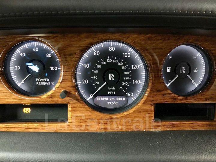 Rolls Royce Phantom Drophead 6.8 V12 460 Noir Metal Occasion - 6