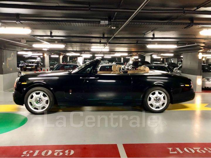 Rolls Royce Phantom Drophead 6.8 V12 460 Noir Metal Occasion - 8