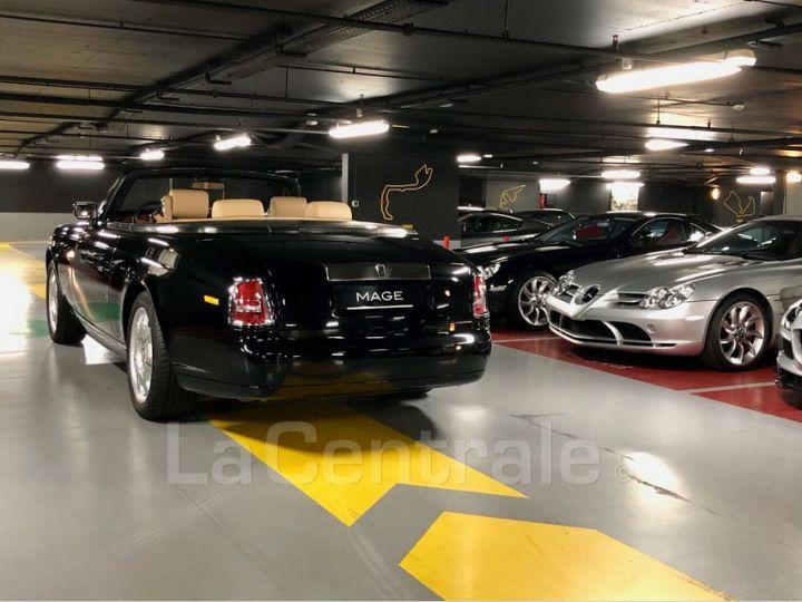 Rolls Royce Phantom Drophead 6.8 V12 460 Noir Metal Occasion - 12