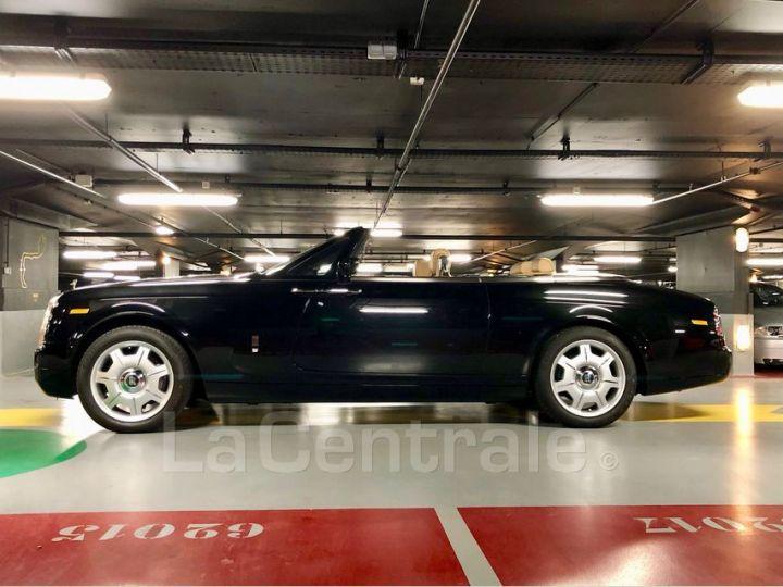 Rolls Royce Phantom Drophead 6.8 V12 460 Noir Metal Occasion - 16