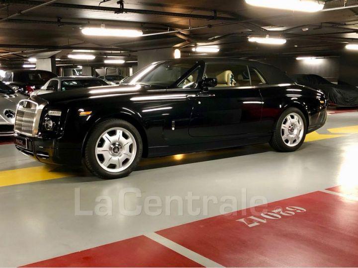 Rolls Royce Phantom Drophead 6.8 V12 460 Noir Metal Occasion - 21