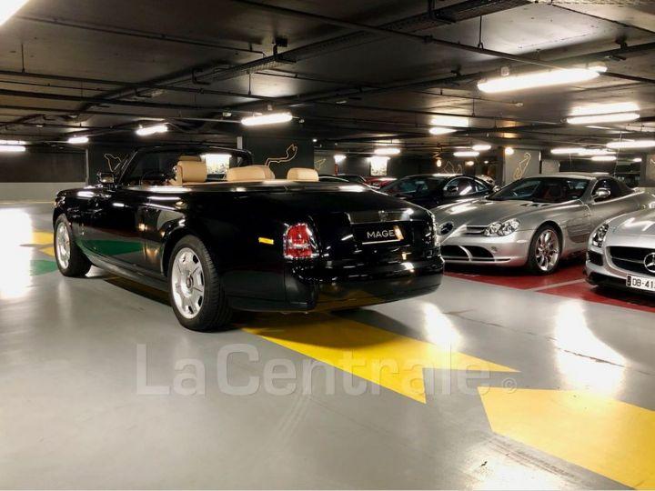 Rolls Royce Phantom Drophead 6.8 V12 460 Noir Metal Occasion - 23