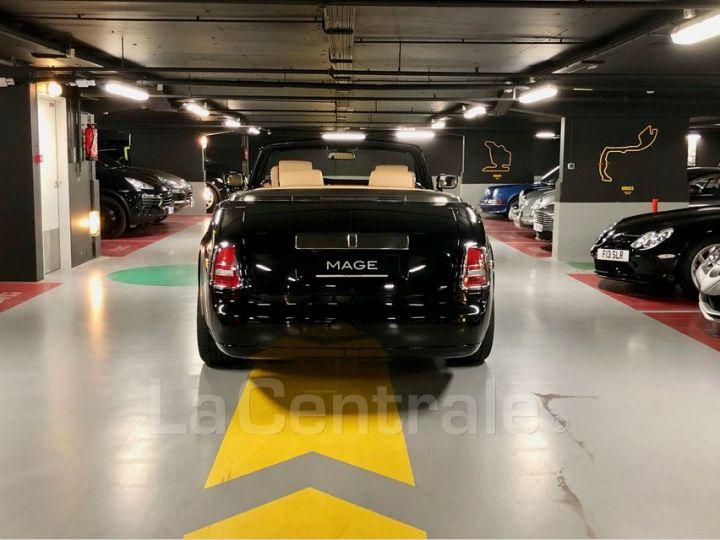 Rolls Royce Phantom Drophead 6.8 V12 460 Noir Metal Occasion - 24