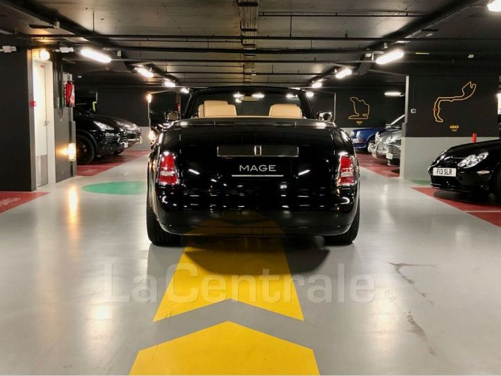 Rolls Royce Phantom Drophead 6.8 V12 460 Noir Metal Occasion - 26