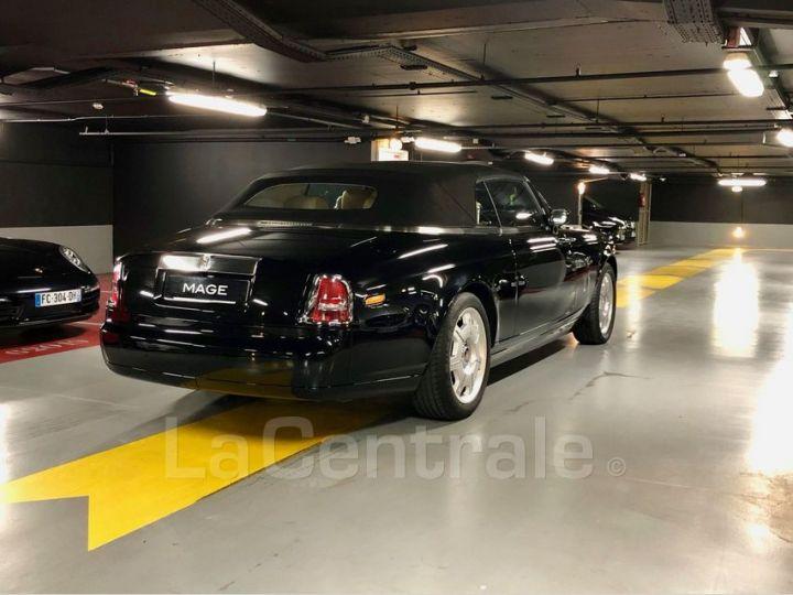 Rolls Royce Phantom Drophead 6.8 V12 460 Noir Metal Occasion - 27