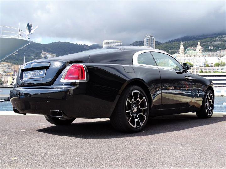 Rolls Royce Wraith BLACK BADGE 632 CV - MONACO NOIR - 5