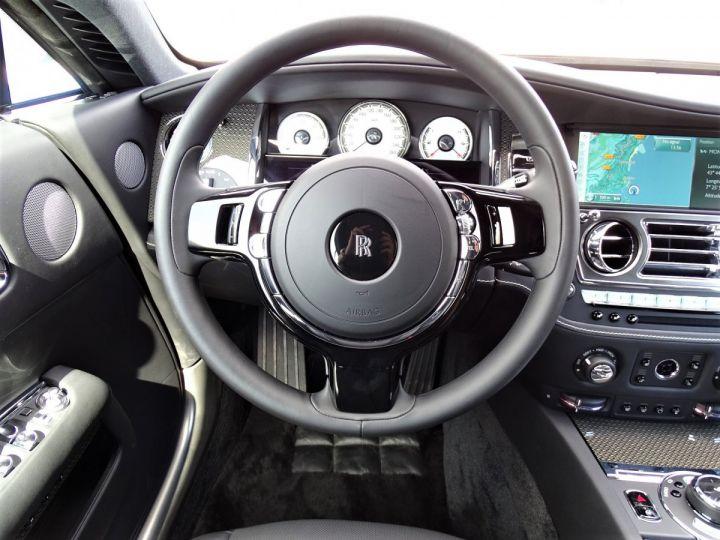 Rolls Royce Wraith BLACK BADGE V12 632 CV - MONACO NOIR - 10