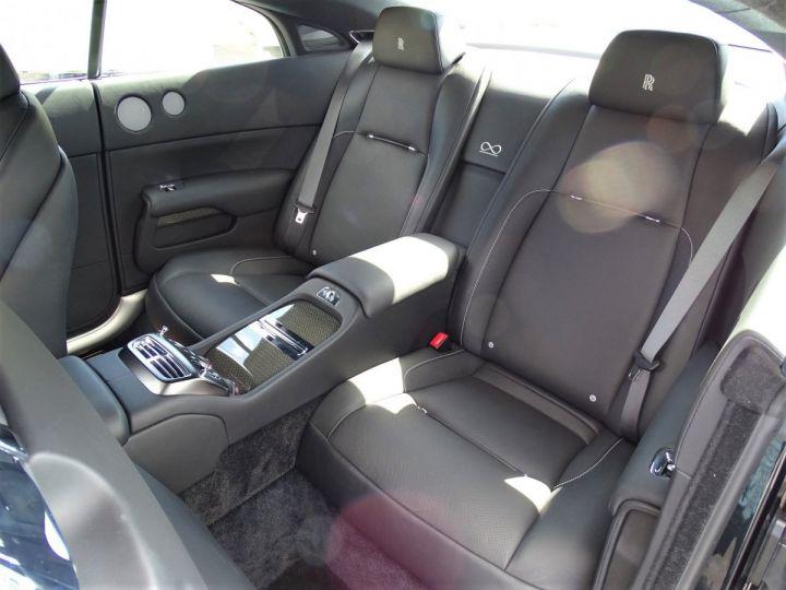 Rolls Royce Wraith BLACK BADGE V12 632 CV - MONACO NOIR - 11