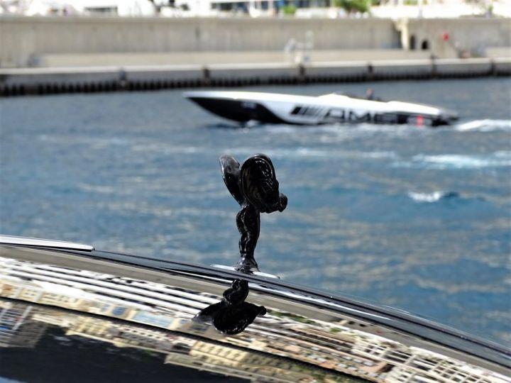 Rolls Royce Wraith BLACK BADGE V12 632 CV - MONACO NOIR - 17