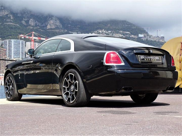 Rolls Royce Wraith BLACK BADGE V12 632 CV - MONACO NOIR - 18