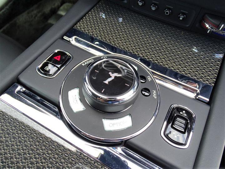 Rolls Royce Wraith BLACK BADGE V12 632 CV - MONACO Noir - 14