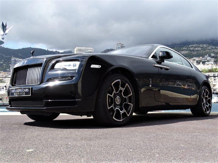 Rolls Royce Wraith BLACK BADGE V12 632 CV - MONACO Noir - 15