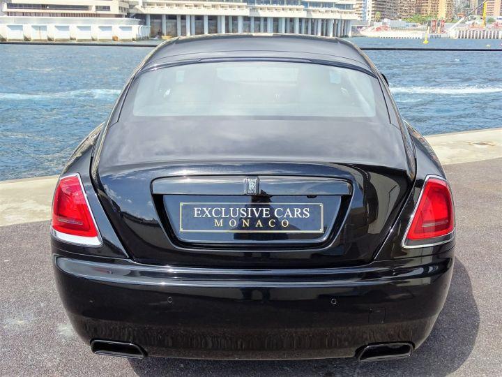 Rolls Royce Wraith BLACK BADGE V12 632 CV - MONACO Noir - 19