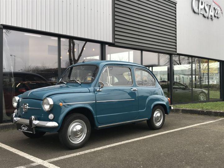 Seat 600 E bleu - 1