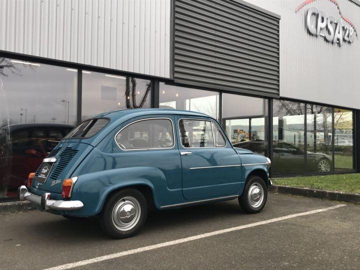 Seat 600 E bleu - 6