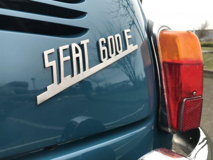 Seat 600 E bleu - 7