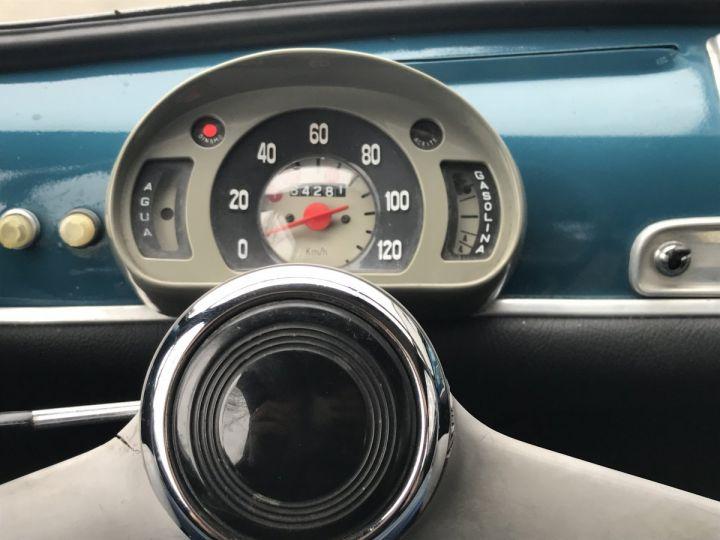 Seat 600 E bleu - 12