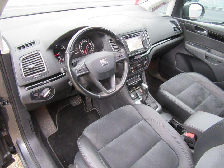 Seat ALHAMBRA 2.0 TDI 150CH FAP PREMIUM7 DSG START/STOP (7PL) Gris Fonce Occasion - 2