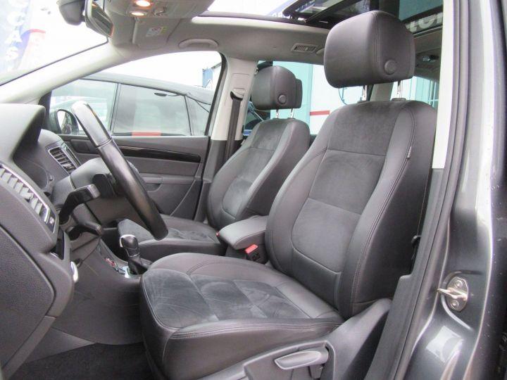 Seat ALHAMBRA 2.0 TDI 150CH FAP PREMIUM7 DSG START/STOP (7PL) Gris Fonce Occasion - 4