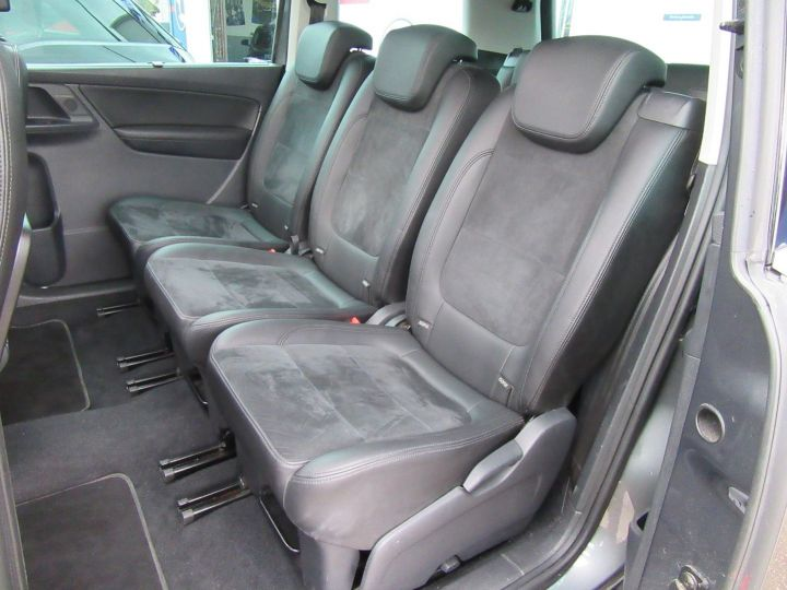 Seat ALHAMBRA 2.0 TDI 150CH FAP PREMIUM7 DSG START/STOP (7PL) Gris Fonce Occasion - 8