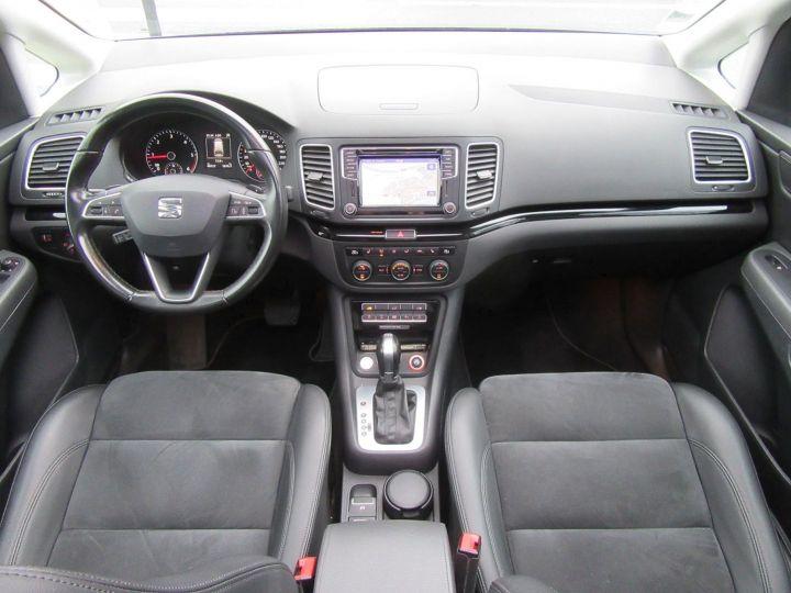 Seat ALHAMBRA 2.0 TDI 150CH FAP PREMIUM7 DSG START/STOP (7PL) Gris Fonce Occasion - 9