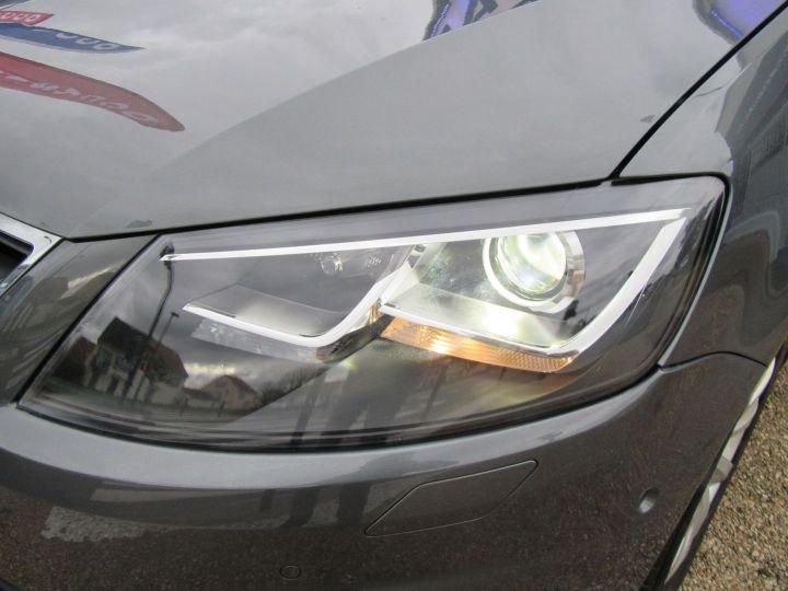 Seat ALHAMBRA 2.0 TDI 150CH FAP PREMIUM7 DSG START/STOP (7PL) Gris Fonce Occasion - 12