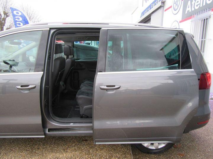 Seat ALHAMBRA 2.0 TDI 150CH FAP PREMIUM7 DSG START/STOP (7PL) Gris Fonce Occasion - 20