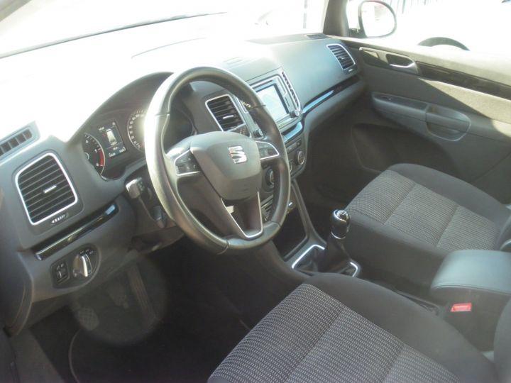 Seat ALHAMBRA 2.0 TDI 150cv STYLE Blanc Nacre - 3