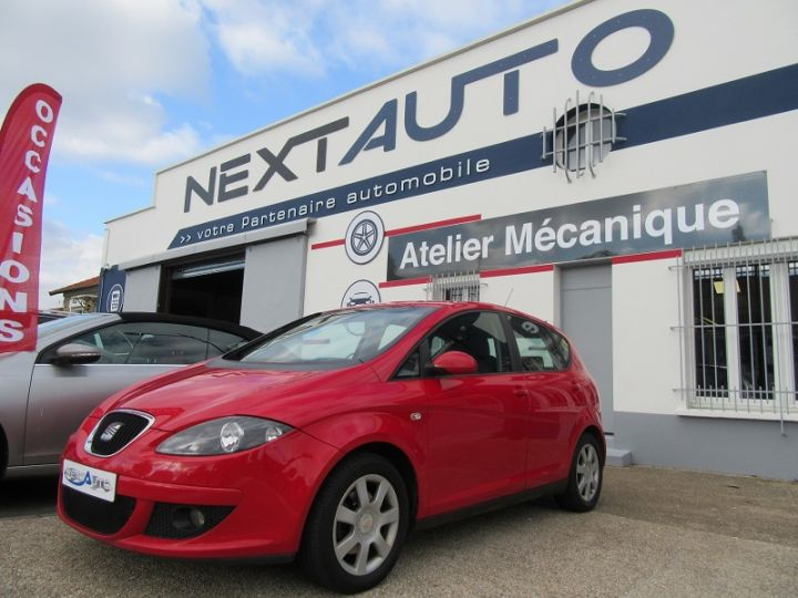 Seat ALTEA 2.0 TDI140 STYLANCE DSG Rouge Occasion - 1