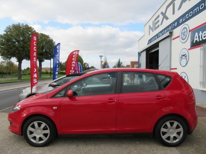 Seat ALTEA 2.0 TDI140 STYLANCE DSG Rouge Occasion - 5