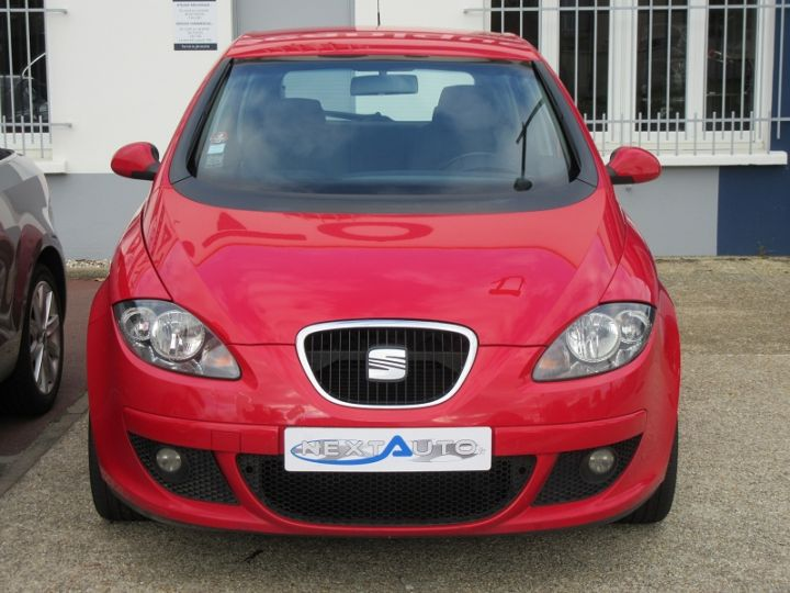 Seat ALTEA 2.0 TDI140 STYLANCE DSG Rouge Occasion - 6