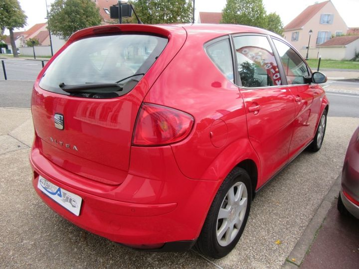 Seat ALTEA 2.0 TDI140 STYLANCE DSG Rouge Occasion - 8