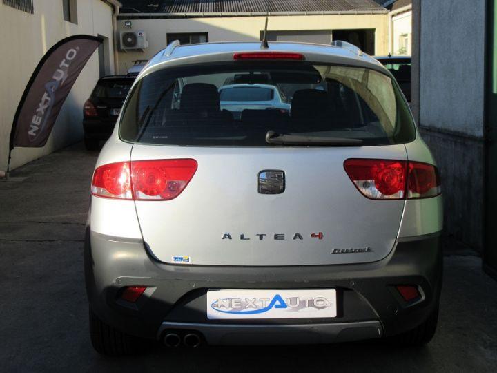 Seat ALTEA 2.0 TDI170 FAP 4X4 GRIS CLAIR Occasion - 7
