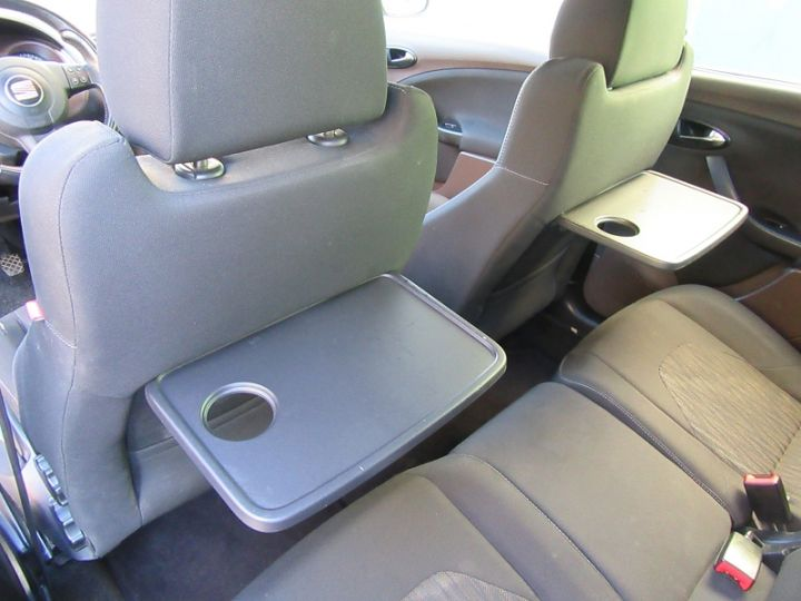 Seat ALTEA 2.0 TDI170 FAP 4X4 GRIS CLAIR Occasion - 8