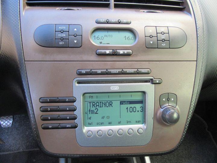 Seat ALTEA 2.0 TDI170 FAP 4X4 GRIS CLAIR Occasion - 13
