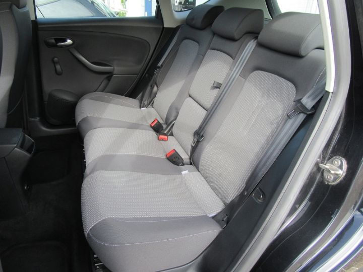 Seat ALTEA XL 1.6 TDI90 FAP REFERENCE Noir Occasion - 10